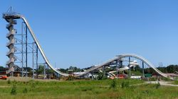 10-Year-Old Boy Killed In Accident On World's Tallest Water Slide