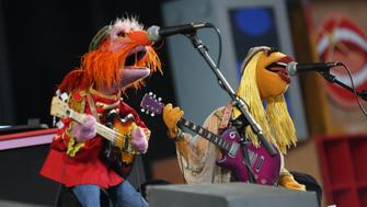 SAN FRANCISCO, CA - AUGUST 07:  Dr. Teeth and The Electric Mayhem performs on the Lands End Stage during the 2016 Outside Lands Music And Arts Festival at Golden Gate Park on August 7, 2016 in San Francisco, California.  (Photo by FilmMagic/FilmMagic)
