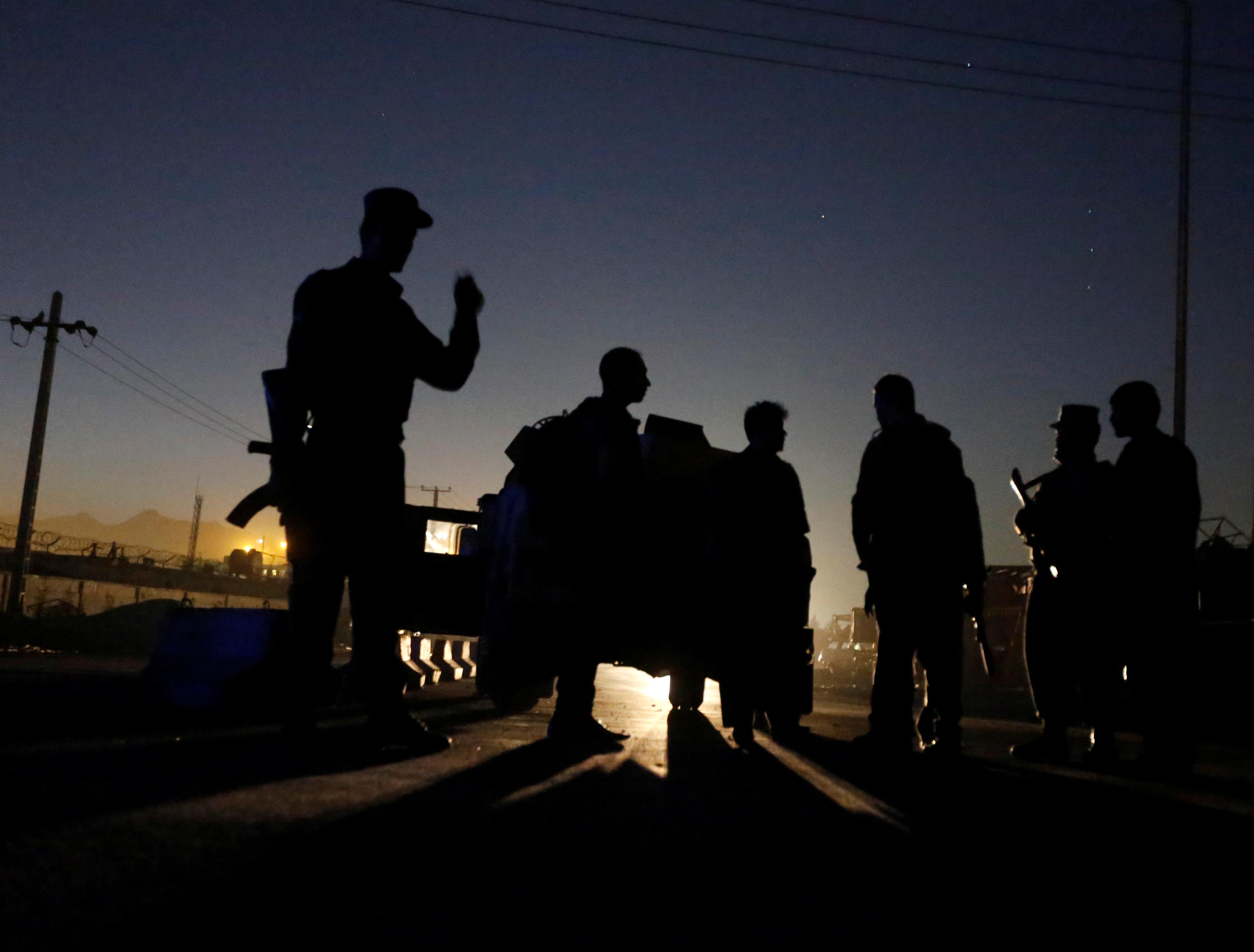 Gunmen Kidnap Australian And American In Kabul, Officials