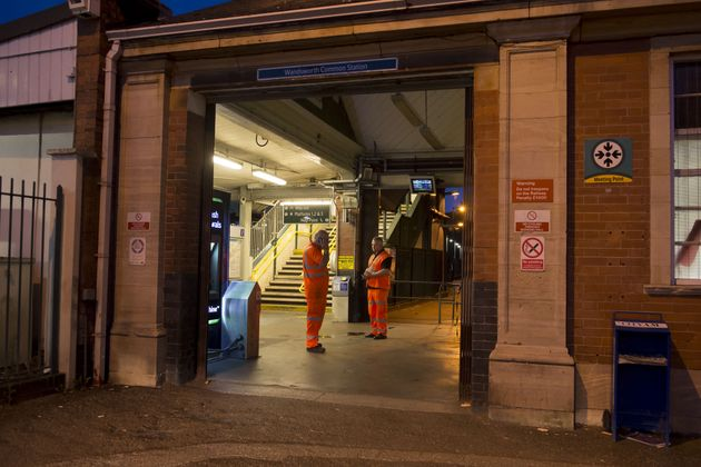 Rail authorities dismissed claims that the victim was decapitated during the
