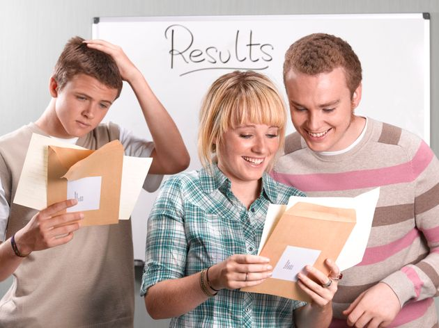 Glasgow school pupils receive exam results - 'I'm going to Glasgow University