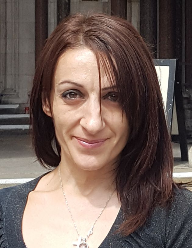 Christine Evangelou, 41, was one of the five members who won the court