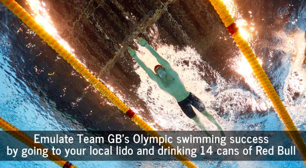 Seven Tips For Recreating The Rio 2016 Olympics At