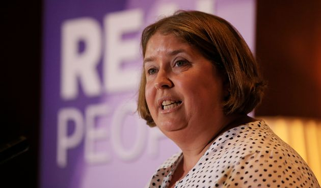 Ukip Leadership Candidate Lisa Duffy Says She's Not Chasing The 'Bigot Vote' As She Calls For Burka