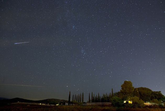 Perseid Meteor Shower 2016 UK: When, Where and How to See