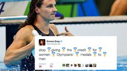 Stop Attributing The Success Of Women Olympians To