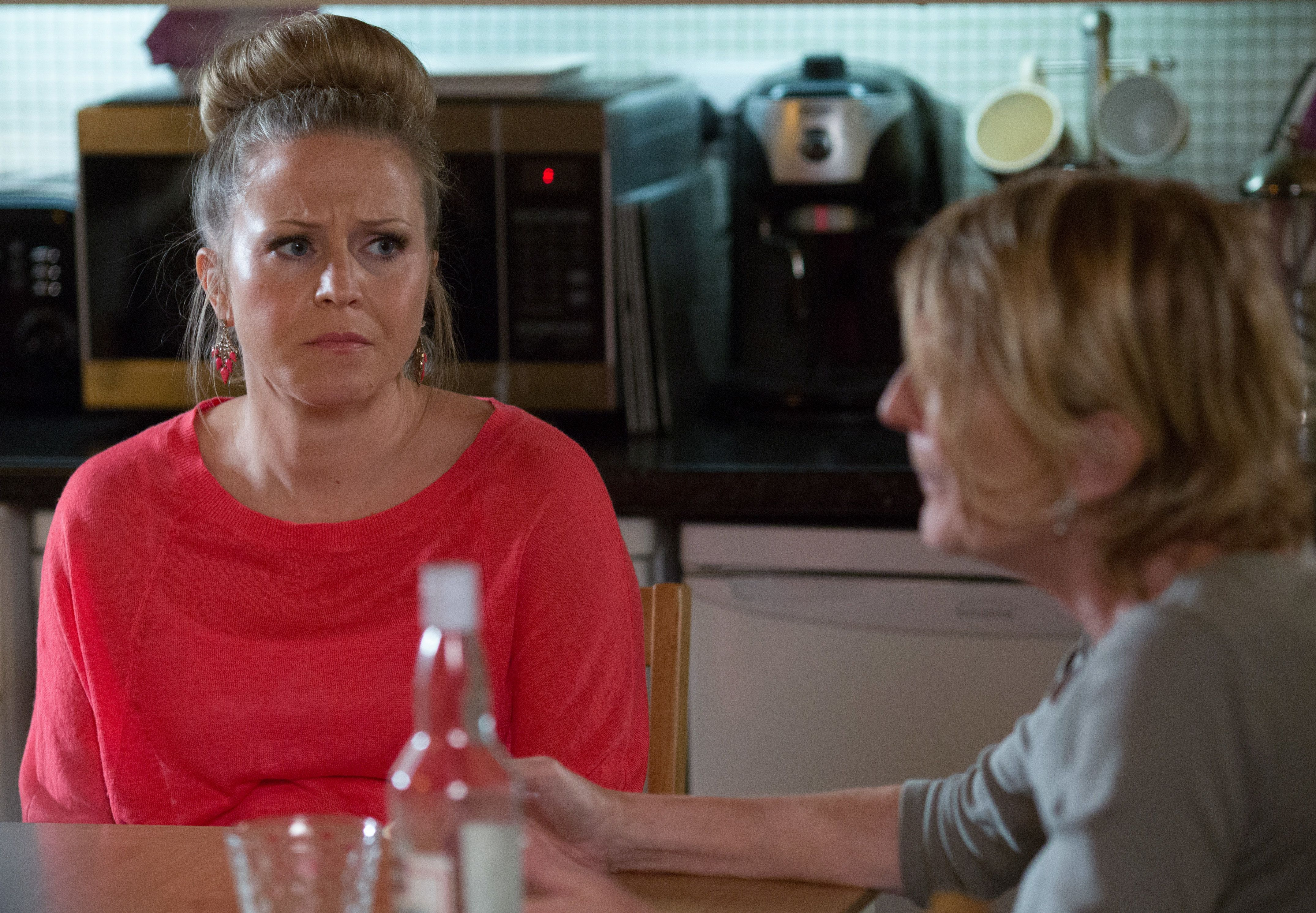 The episode saw Linda, Shirley, Ronnie and Roxy find out the verdict