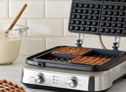 The Secret Way To Clean A Waffle Iron