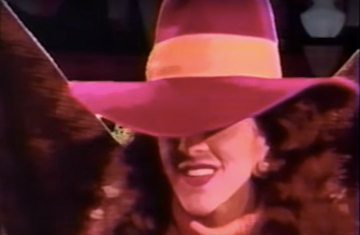 "Carmen Sandiego as the leader of V.I.L.E., i.e., ""Villains' International League of Evil."""