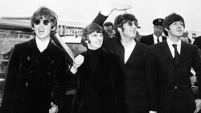 The Beatles' 1966 LP 'Revolver' showcased the band at their creative peak.
