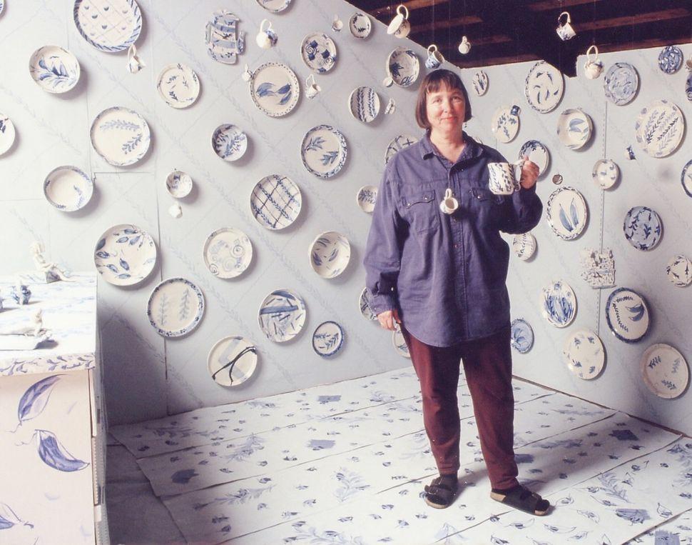Coille Hooven, Ward Street Studio, 1986