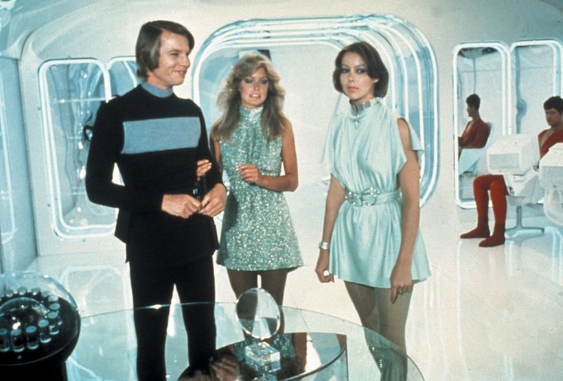 Not what 2040 will look like. This is from <i>Logan's Run</i>.