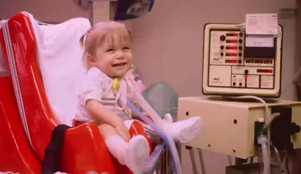 Katie Stepanek. Dec. 10, 1985 - July 17, 1987