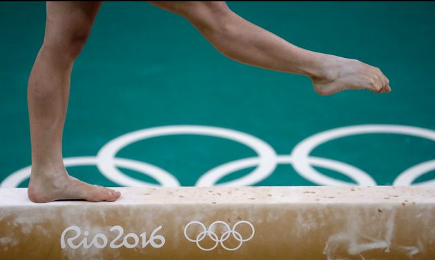 Here's What Gymnastics Judges See That You