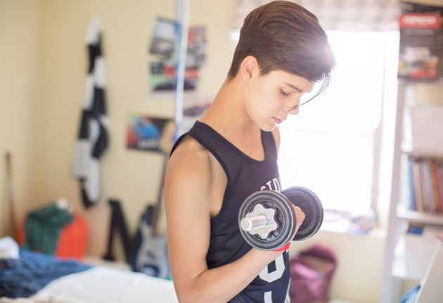 Body Image Report Finds Almost A Quarter Of Boys Believe