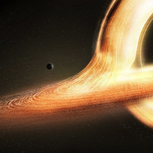Black Holes Might Actually Have An Exit On The Other