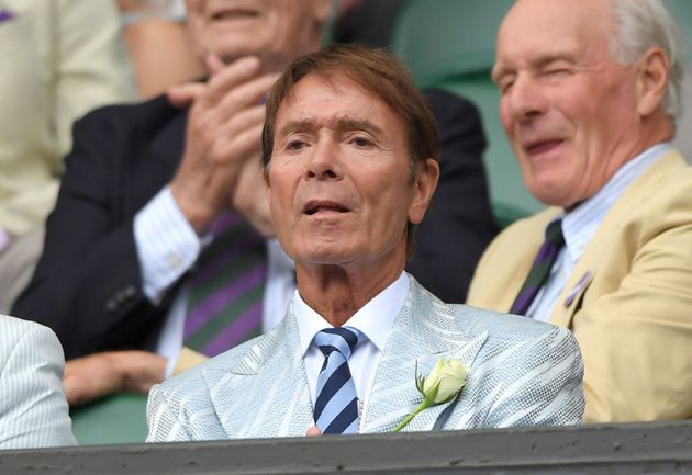 Sir Cliff returned to the Wimbledon terraces this year, for the first time since the police launched...