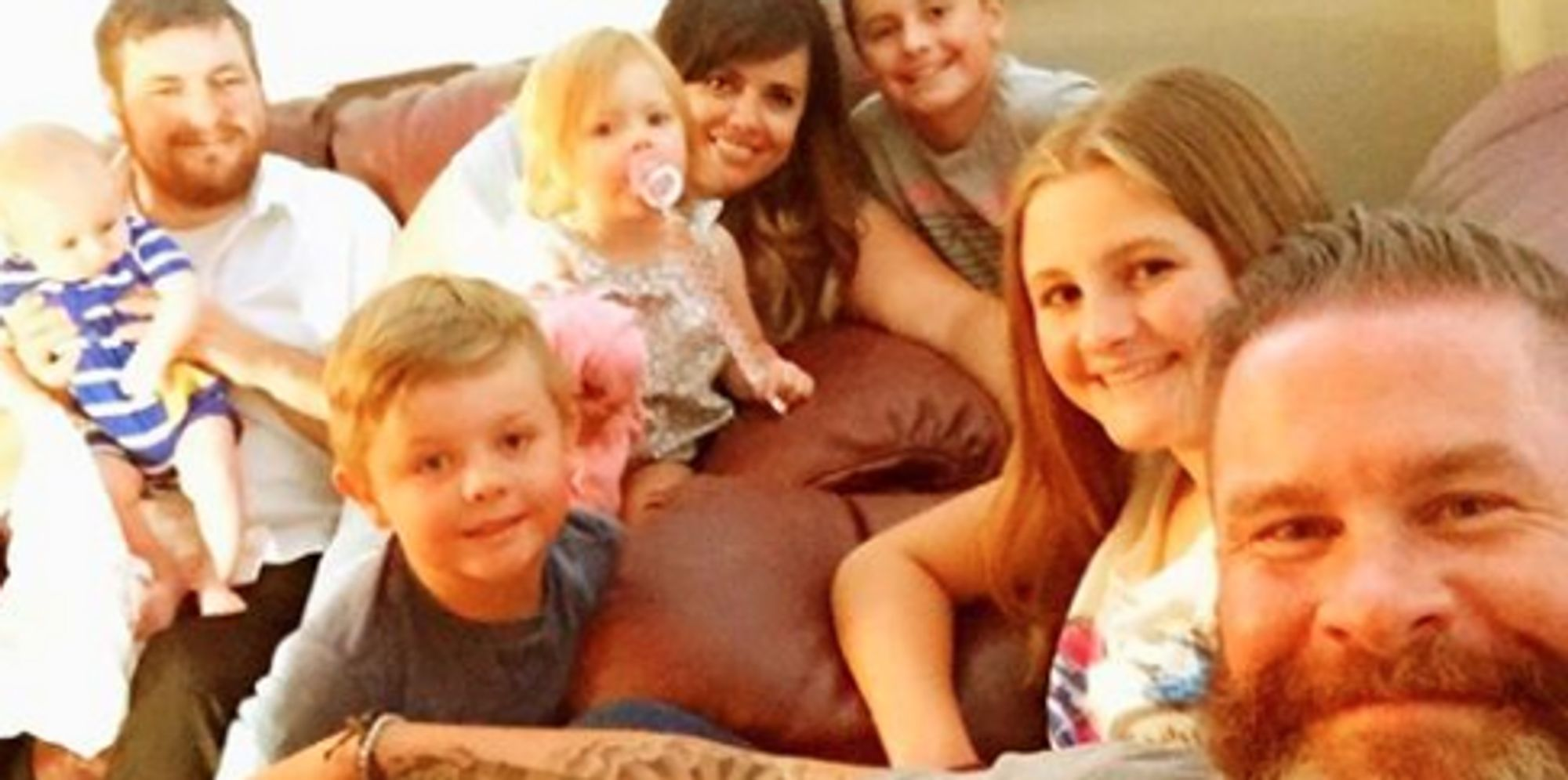 How This Dad Is Inspiring Divorced Parents To Create Peace The Huffington Post UK