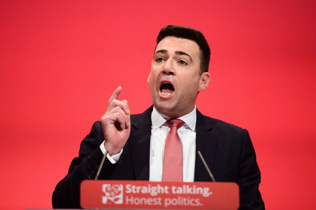 Andy Burnham said he would be 'remaining neutral' in the leadership