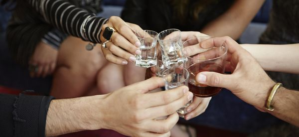 Rise Of Drunkorexia: Worrying Number Of Young People Swapping Meals For Booze
