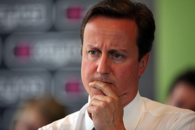 David Cameron's 'Crony' Honours List Set To Be Investigated By