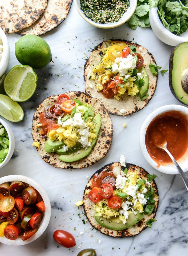 "<strong>Get the <a href=""http://www.howsweeteats.com/2016/06/summer-breakfast-tacos/"" target=""_blank"">Summer Breakfast Tacos"