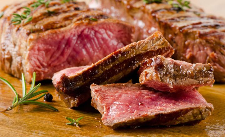 <p>Your best bet for impressing your date is cooking them a great steak!</p>