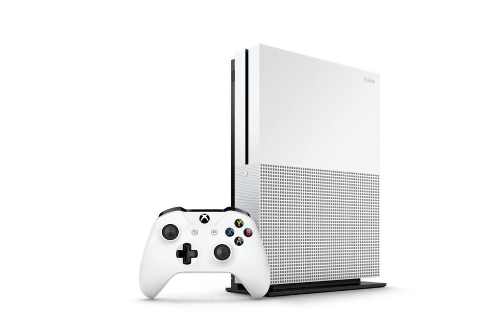 Xbox One S 500GB, 1TB, 2TB Review: How The Artist