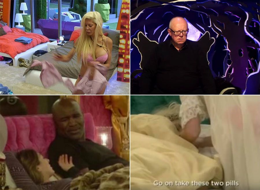 QUIZ! Which Of These 'CBB' Housemates Were Axed For Their