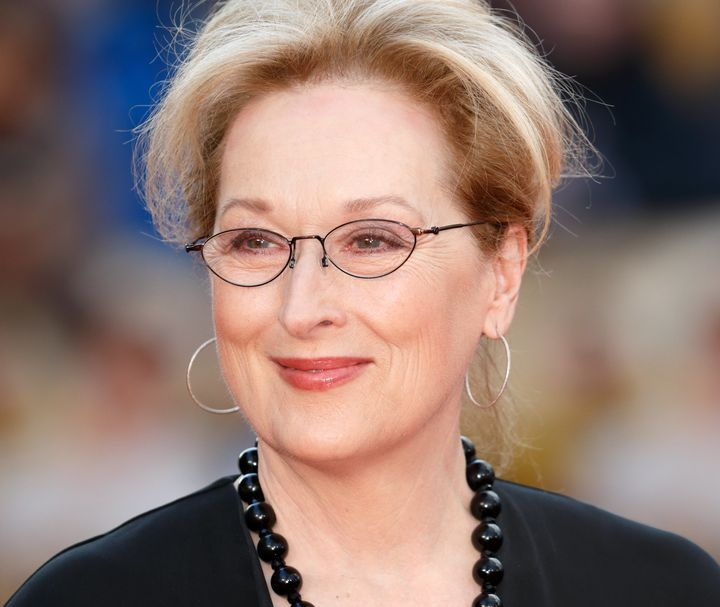 """""""The art world has always embraced people of every kind and every manner of expression,"""" Streep said."""