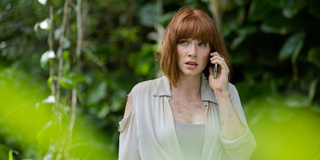 Bryce Dallas Howard Says 'Pete's Dragon' About 'Finding Your Family'
