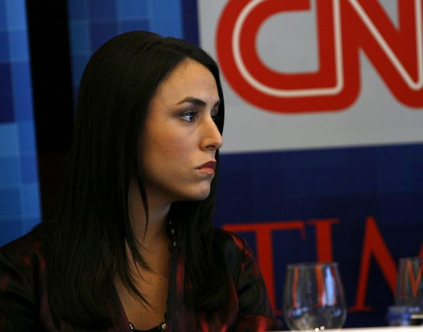 Former Fox News host Andrea Tantaros said that Ailes asked her to twirl for him, requested she hug him and made com
