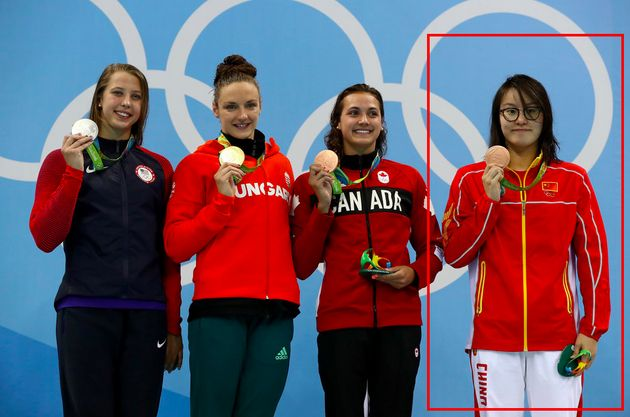 Meet Fu Yuanhui, The Most Lovable Athlete At The Rio