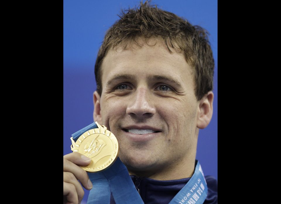 Ryan Lochte is the overnight success who's been around for some time. Born in upstate New York to a Cuban mother ('Ike') and