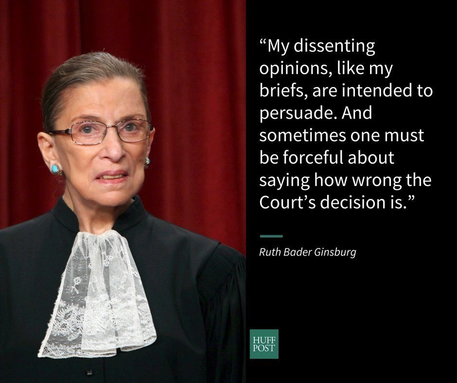On Disagreeing With SCOTUS Decisions: