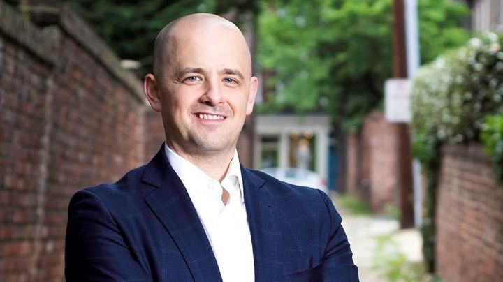 Evan McMullin, a former CIA operative, could take enough votes away from Donald Trump to bring about a Hillary