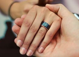 This Ring Lets You Feel Your Spouse's Heartbeat In Real Time