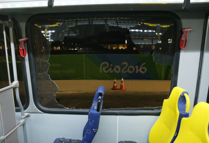Security concerns have hung over the Games in Rio.