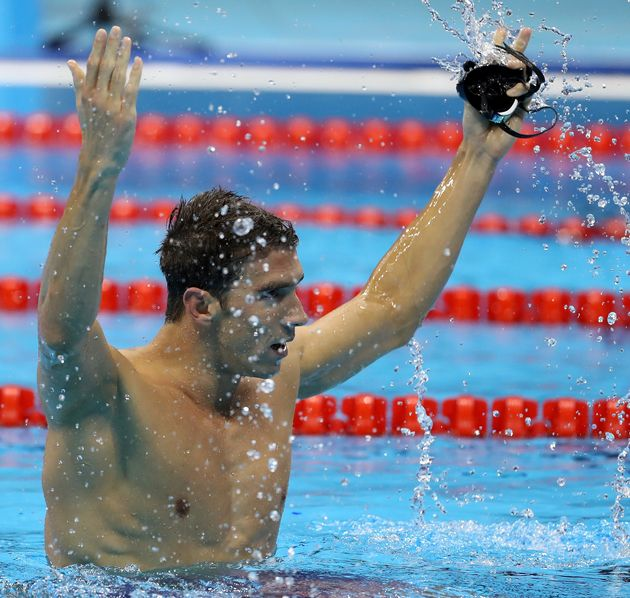 Phelps picked up his 21st Olympic gold to finish a legendary night in