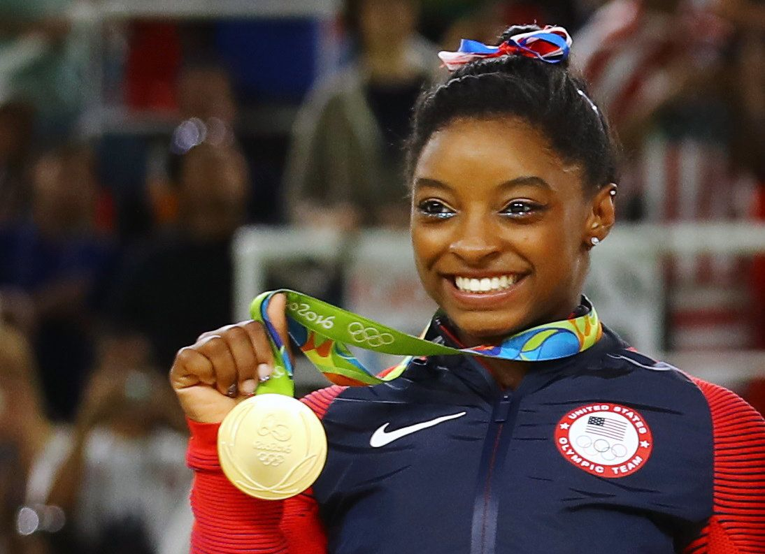 8 Quotes That Prove Olympic Gymnast Simone Biles Is A Total