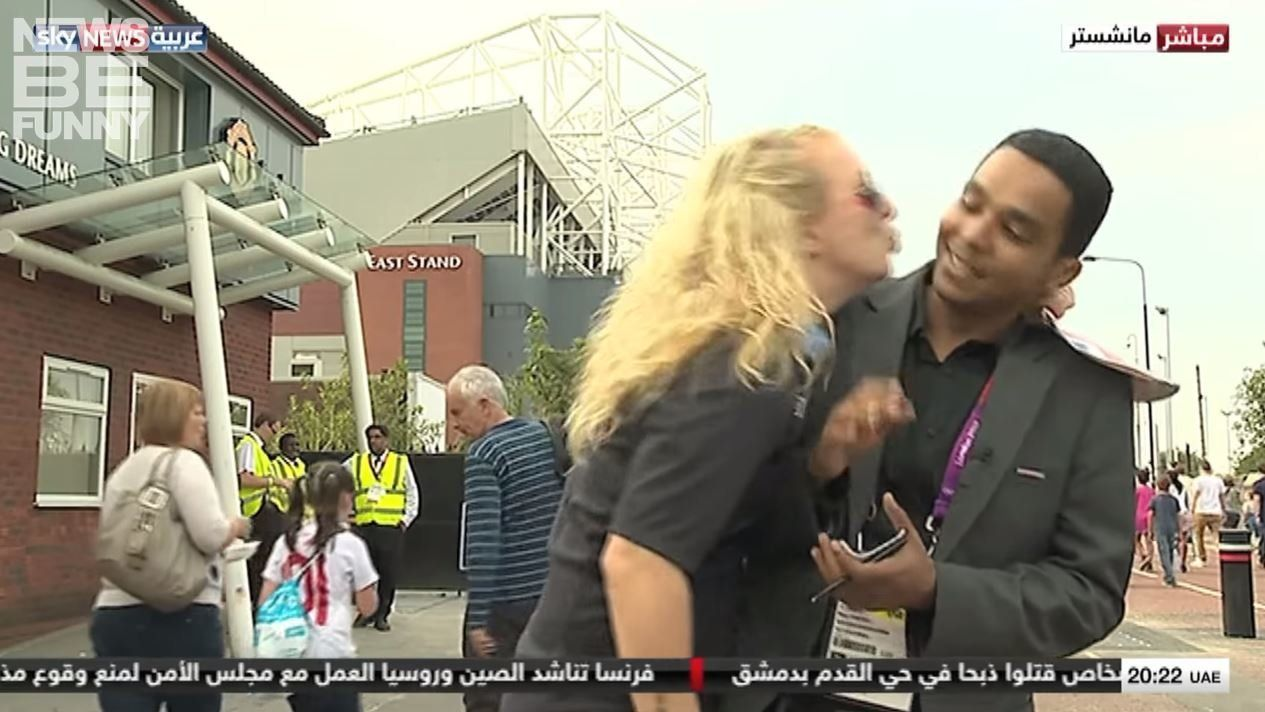 The Most Embarrassing Olympic Live News Bloopers Of All