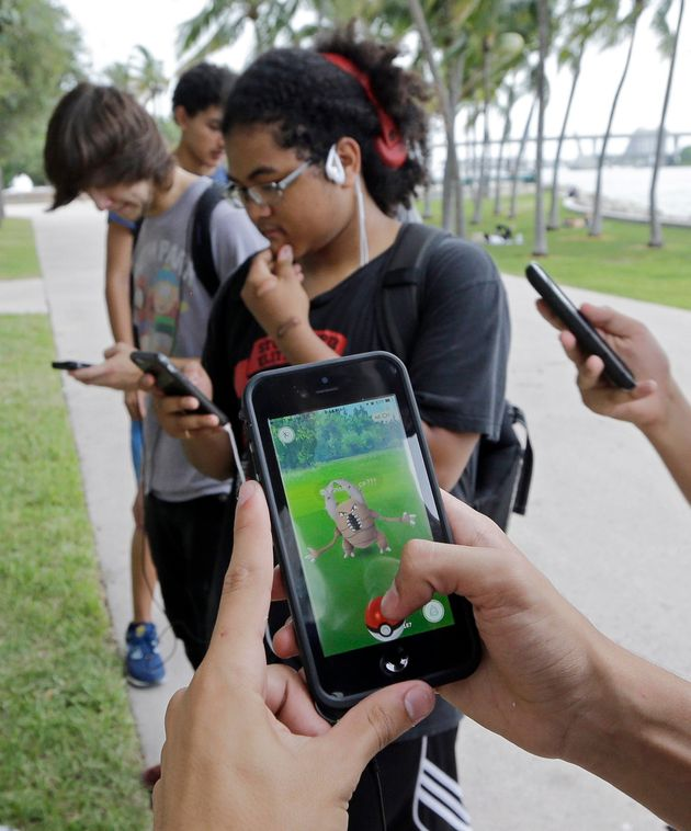 Pokemon Go Is Really Good For Your Health Confirms