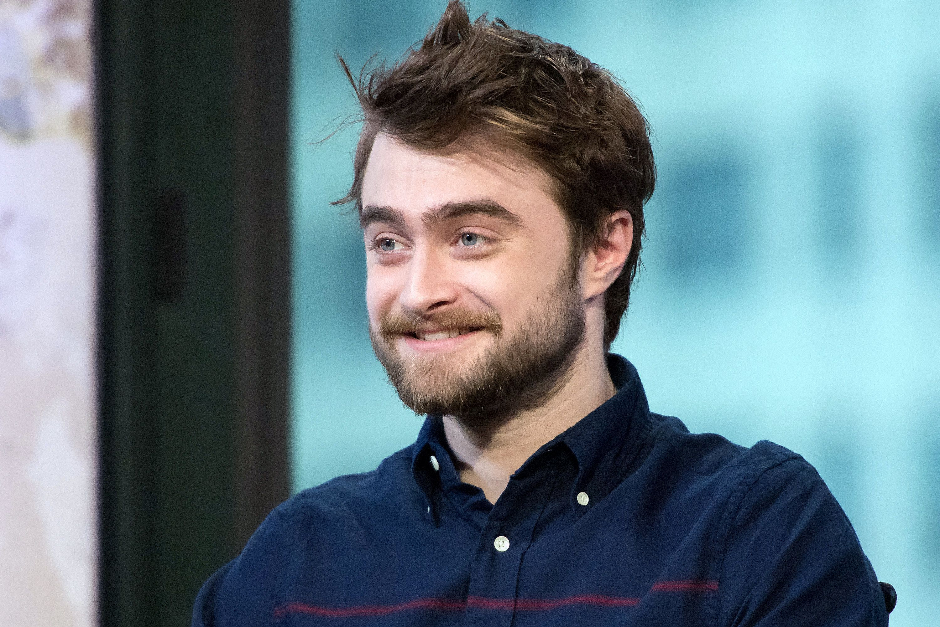 Daniel Radcliffe Conjured Up An Email Address A Mere Three Years
