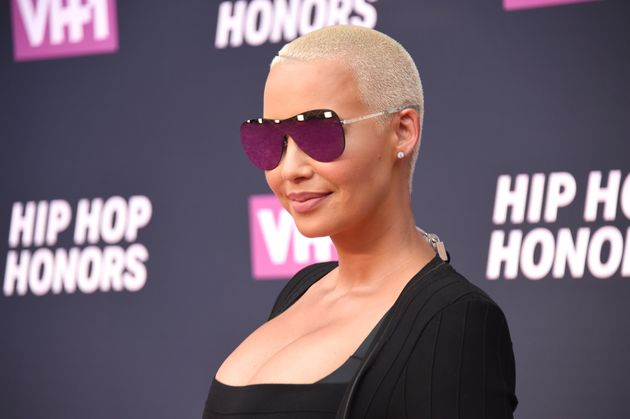 Amber Rose Dispels a Myth Surrounding Homosexuality