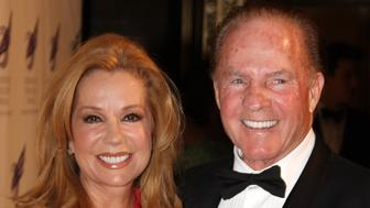 Kathie Lee Gifford and Frank Gifford attend the American Theatre Wing's 2009 Spring Gala at Cipriani 42nd Street on June 1, 2009 in New York City. (Photo by Bruce Glikas/FilmMagic)