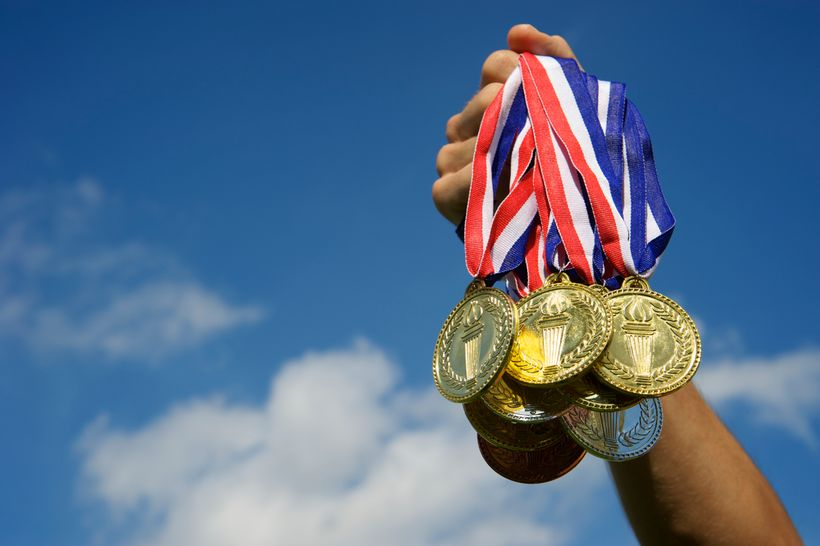 Olympic traits are essential to surviving chronic illness.