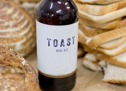 This Beer Is Made From Old Bread