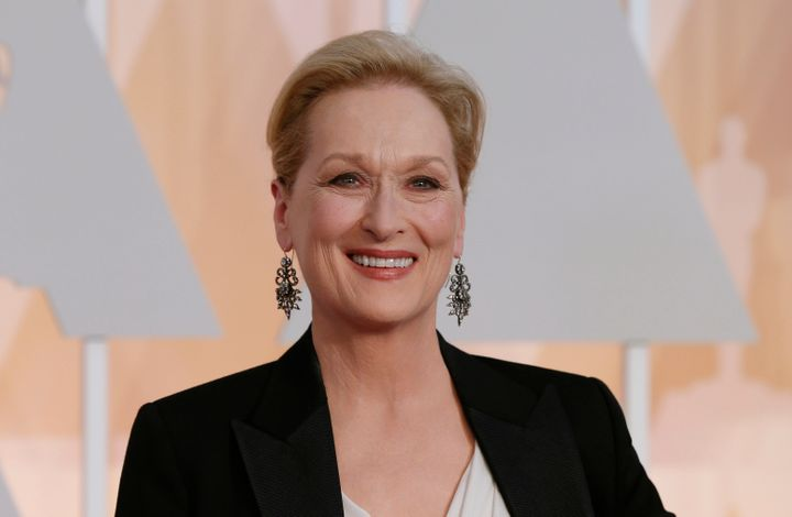 "Meryl Streep hopes the triumph-of-the-underdog message of ""Florence Foster Jenkins"" will resonate with her LGBT fans.&nb"
