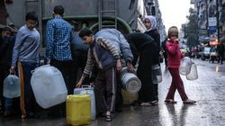 Entire City Of Aleppo Doesn't Have Running Water: