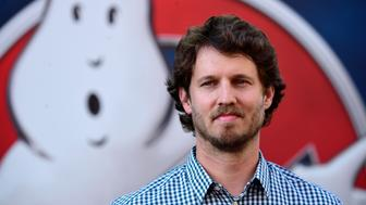 HOLLYWOOD, CA - JULY 09:  Actor Jon Heder arrives at the Premiere of Sony Pictures' 'Ghostbusters' at TCL Chinese Theatre on July 9, 2016 in Hollywood, California.  (Photo by Frazer Harrison/Getty Images)